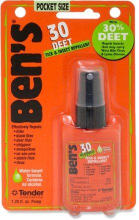 Ben's® 30 1.25 oz Pump